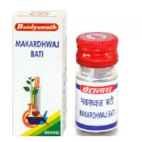 Макардвадж Вати, Makardhwaj vati (30tab). Badyanath