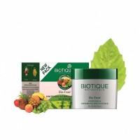 Oтбеливающая Маска для лица Био Фрукт, 85 г, Биотик, Bio Fruit Face pack, 85 g, Biotique
