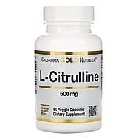 L-Citrulline California Gold Nutrition
