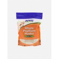 Подорожник (Psyllium Husk), Now Foods, Healthy Foods, 454 гр.