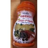 Чаванпраш с шафраном,  500г, Патанжали, Chyawanprash with Saffron, 500 g, Patanjali