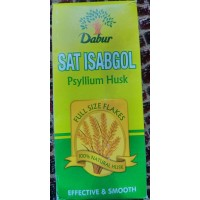 Сат Исабгол, 100 гр, Дабур, Sat Isabgol, 100 g, Dabur