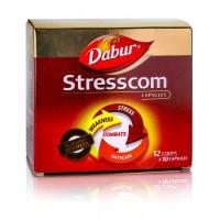 Стресском, 120 кап, производитель Дабур; Stresscom, 120 caps, Dabur. Мощный антистрессовый аюрведический препарат .