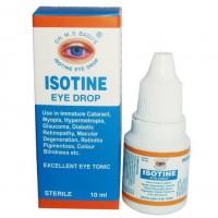 Глазные Капли Айсотин, 10 мл, Isotine eye drop