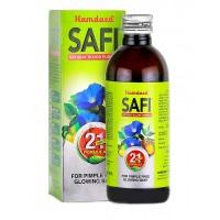 Сафи, аюрведический сироп для очищения крови 200 мл, производитель Хамдард; Safi natural blood purifier, 200 ml, Hamdard