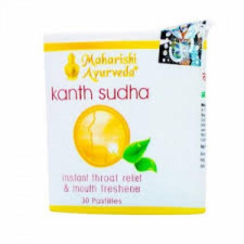 Кант Судха - антисептик, от першения в горле.