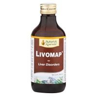 Ливомап сироп (Livomap Liver Tonic), Maharishi Ayurveda, 100 мл
