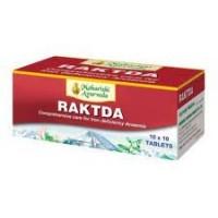 "Raktda (Рактда) ""Maharishi Ayurveda"" 100 таб"