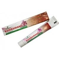 Кумкумади Лепам, 10 г, Нагарджуна, Восстанавливающий крем для лица; Kumkumadi Lepam, 10 g, Nagarjuna