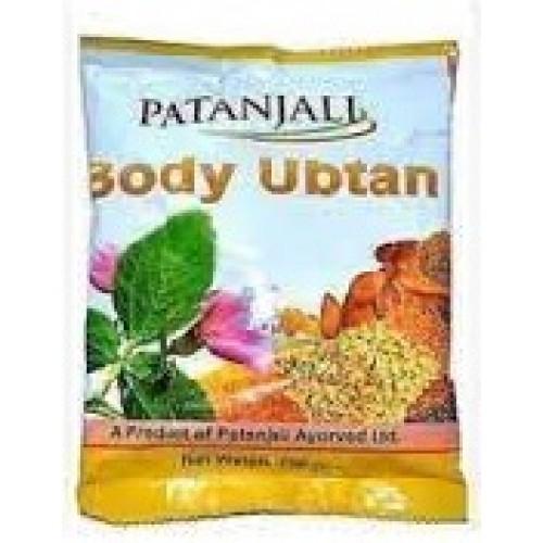 Убтан - травяной скраб для тела