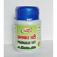 Прабхакар вати (Prabhakar Vati) (60 таб)