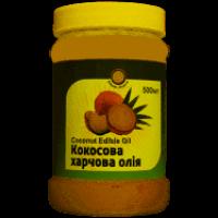 Пищевое кокосовое масло «Golden Chakra» — 100% пищевое кокосовое масло, нерафинированное, холодного прессования