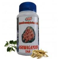 Ашвагандха, Шри Ганга, (60 таб.) / Ashwagandha, Shri Ganga Pharmacy (60 tab.) — сила и выносливость, снижение стресса