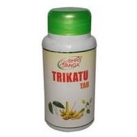 Трикату – Trikatu (Shri Ganga) (120 таб)