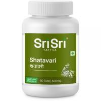 ШАТАВАРИ Шри Шри Аюрведа (Shatavari Sri Sri Ayurveda), 60 таб - женское здоровье